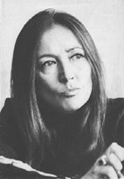Picture of Oriana Fallaci