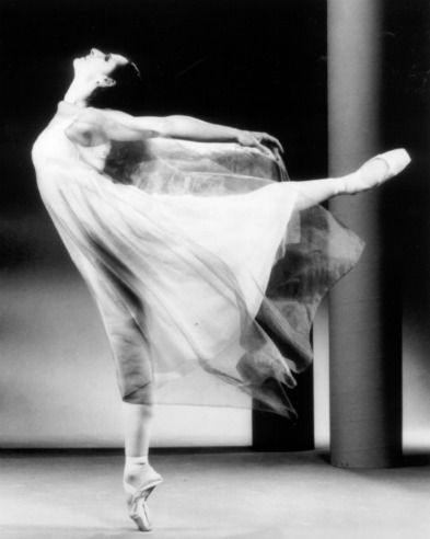 Picture of Veronica Tennant, the Prima Ballerina