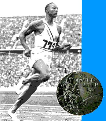 Picture of Jesse Owens