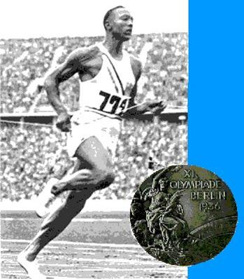 jesse owens my hero