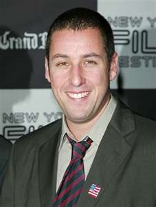 Picture of Adam Sandler