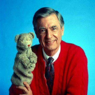 Fred Mcfeely Rogers My Hero