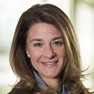Melinda Gates (GatesFoundation.org ())