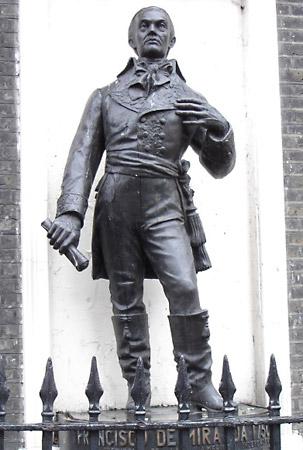 http://www.britannica.com/EBchecked/media/119784/Francisco-de-Miranda-statue-in-London ()