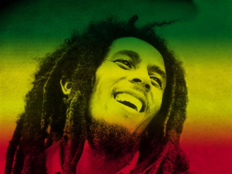 Picture of Bob Marley