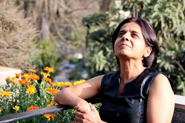 Picture of Sunita Narain, India's feisty - and effective - environmental champion