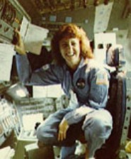 Picture of Christa McAuliffe (español)