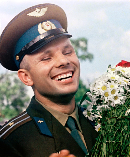 Picture of Yuri Gagarin