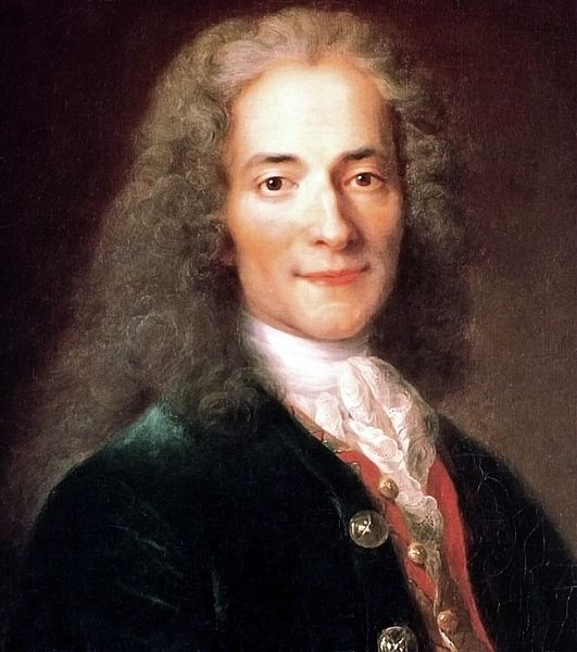 Picture of Voltaire