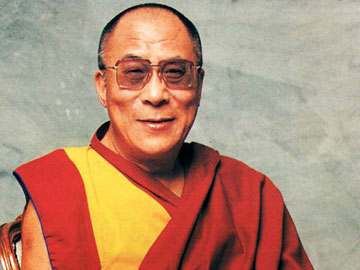 Picture of The Fourteenth Dalai Lama