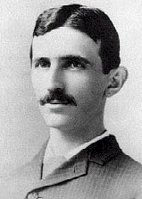 Picture of Nikola Tesla