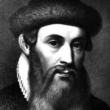 Picture of Johannes Gutenberg