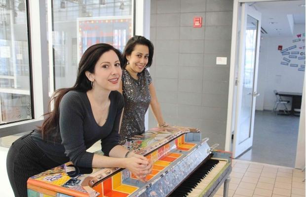Picture of Camille Zamora & Monica Yunus