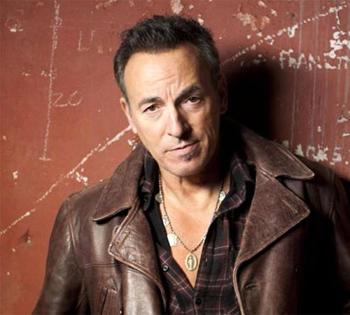 Picture of Bruce Springsteen
