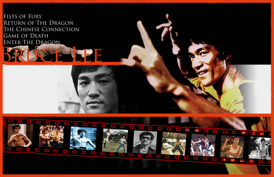 Picture of Remember Bruce Lee