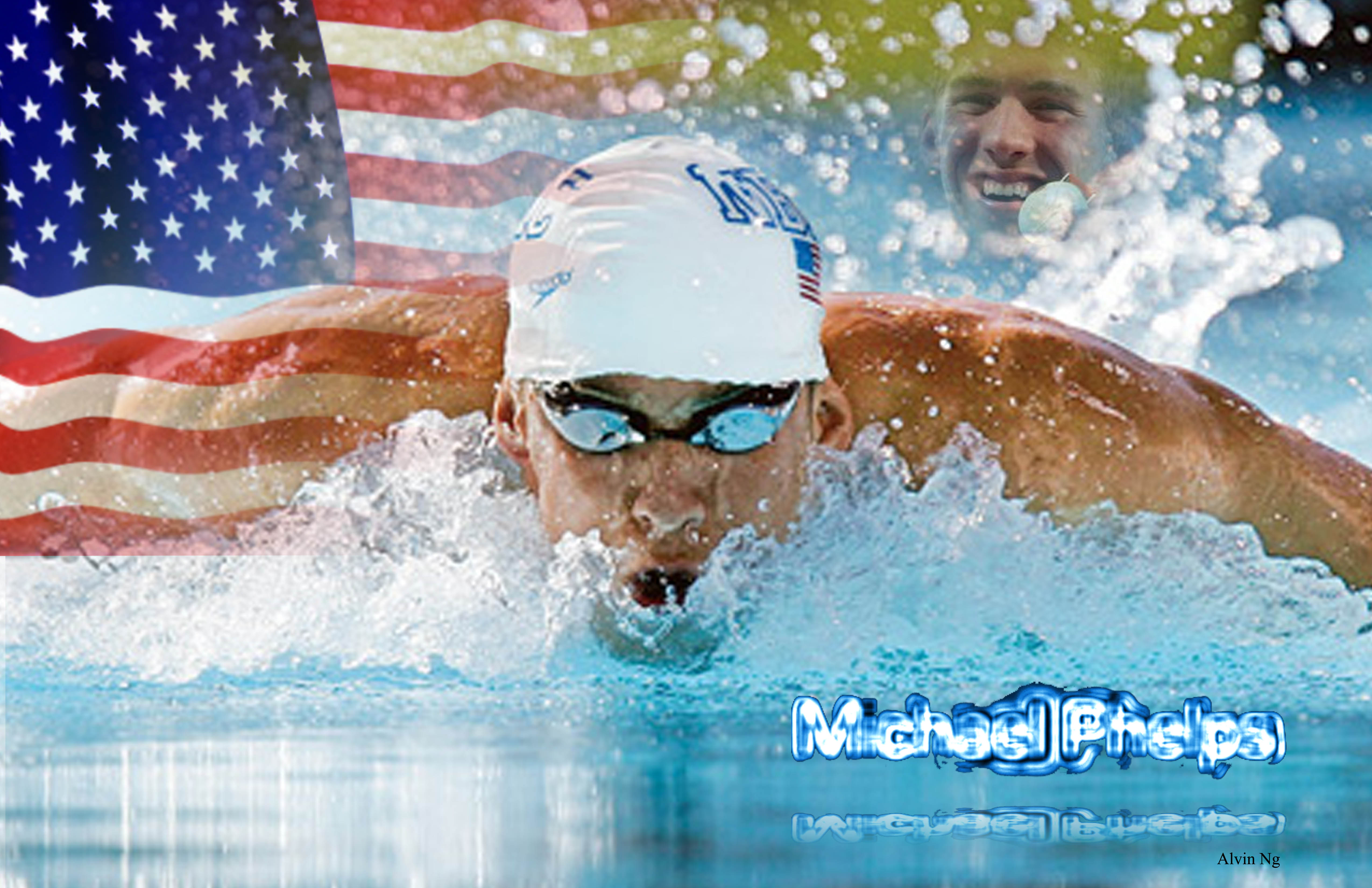 Picture of Michael Phelps