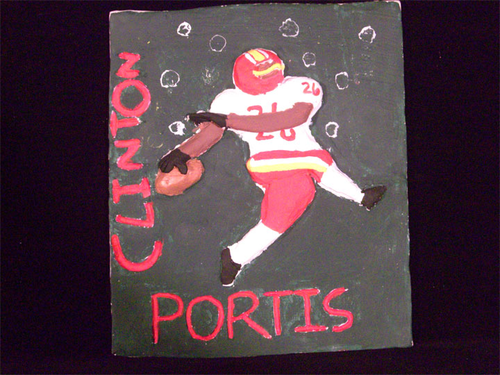 Picture of Clinton Portis