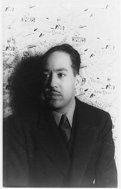 Picture of Langston Hughes