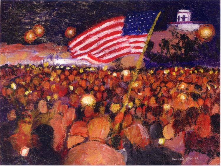 Picture of 9/11 Memorial