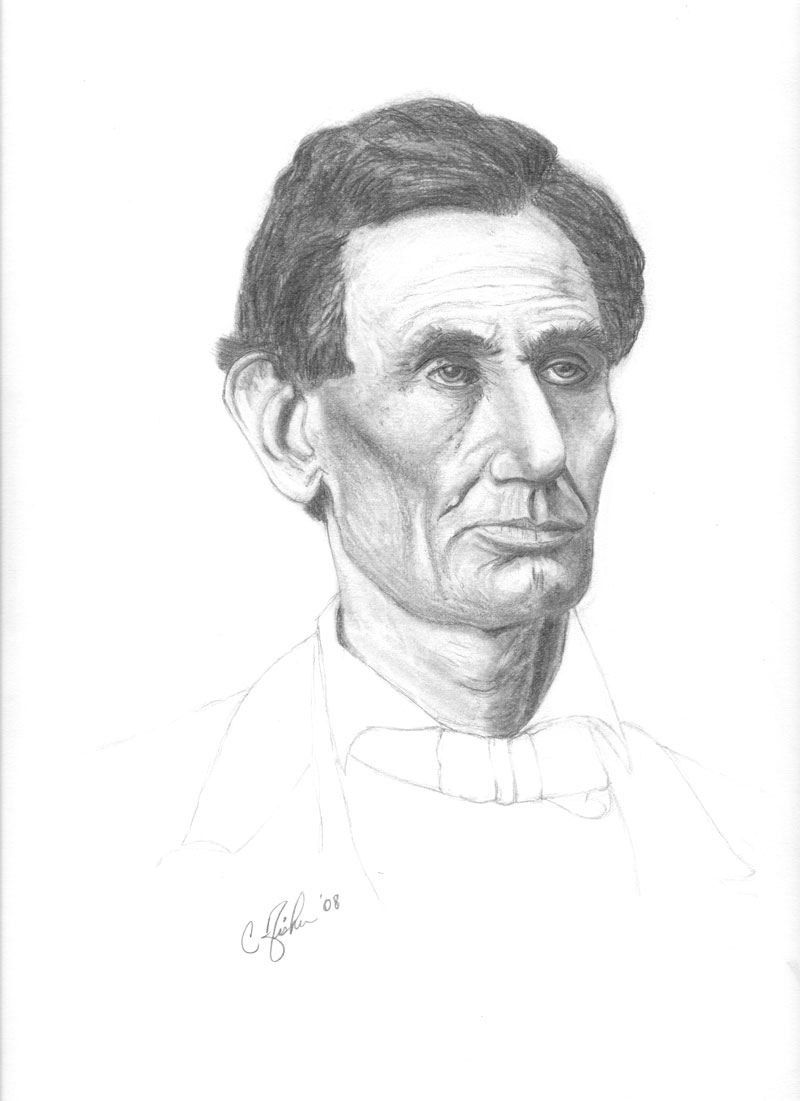 Picture of Abraham Lincoln: He Now Belongs to the Angels