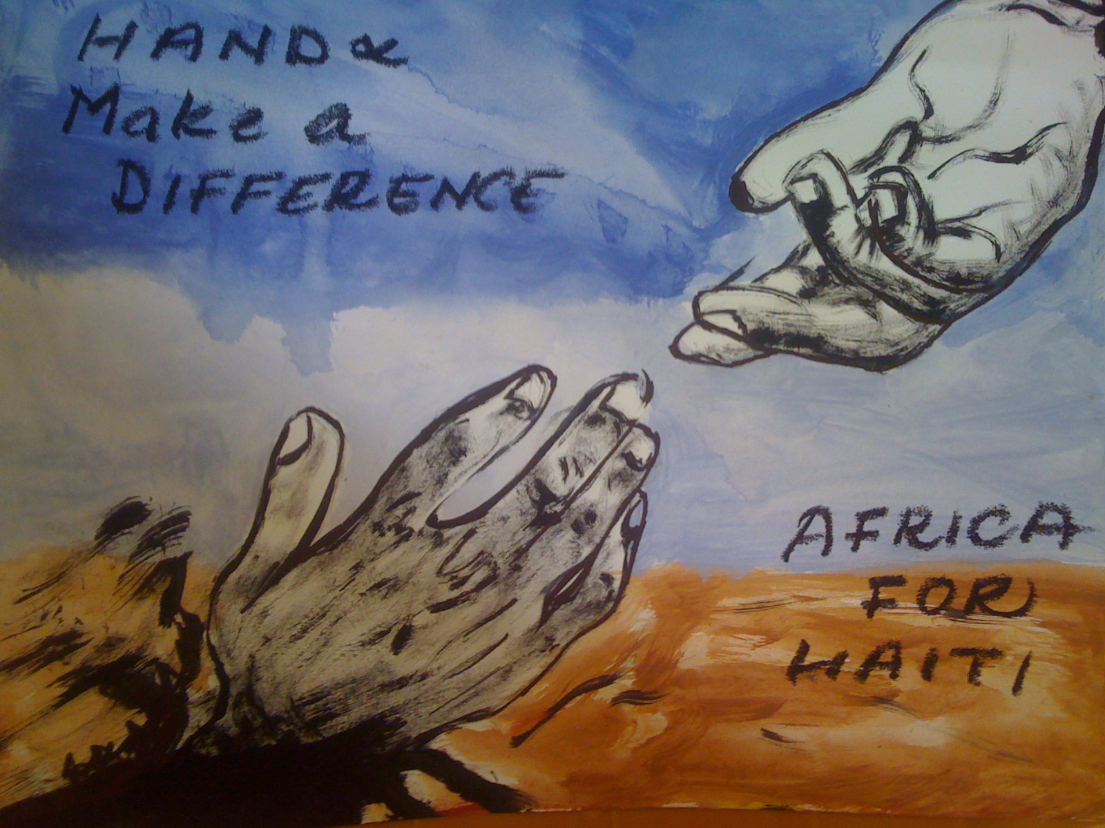 Picture of Africa for Haiti