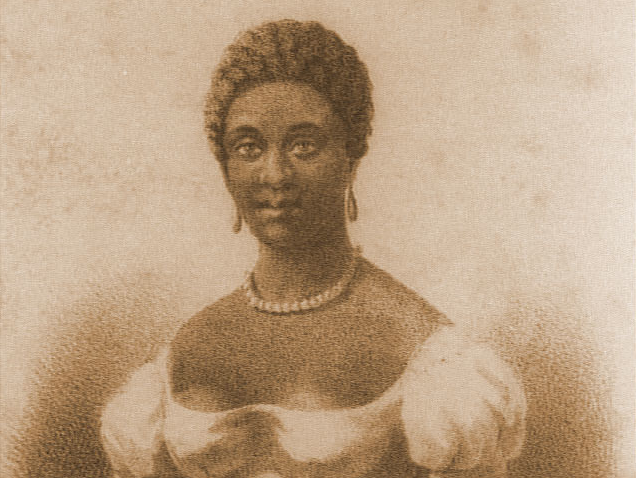 Picture of Phillis Wheatley