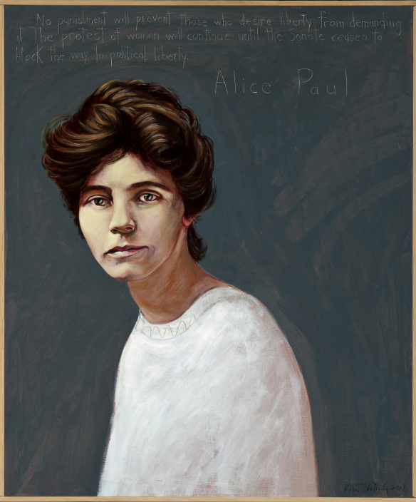 Picture of Alice Paul