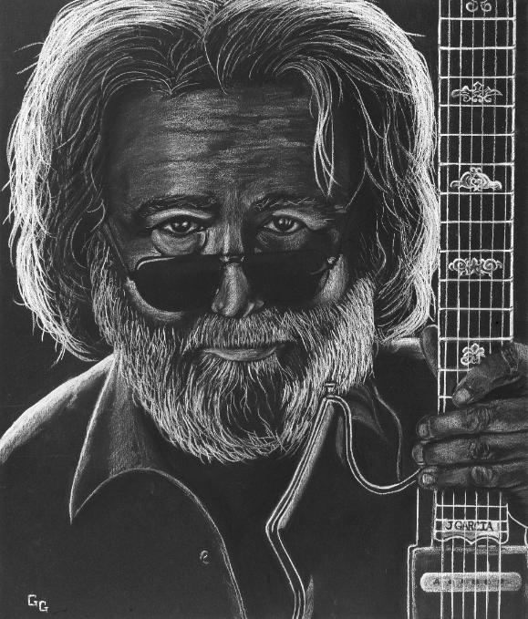 Picture of Jerry Garcia