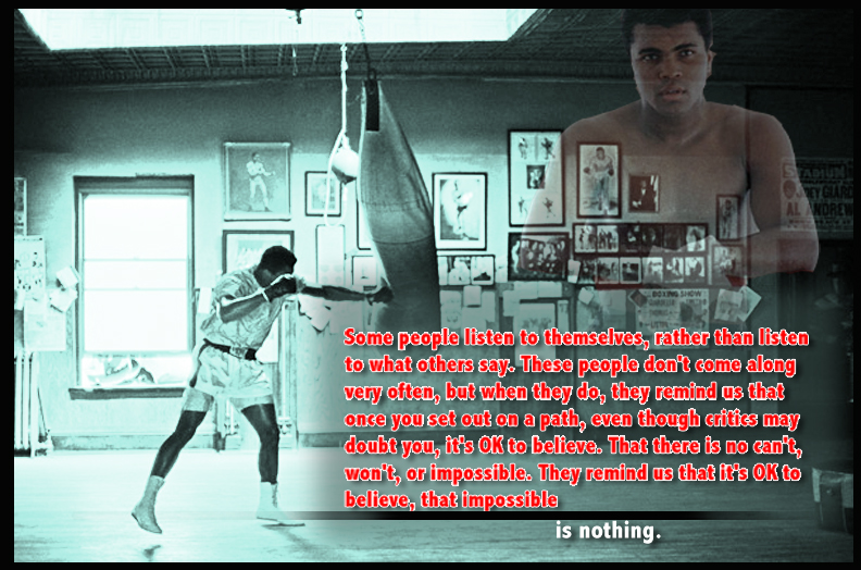 Picture of Muhammad Ali