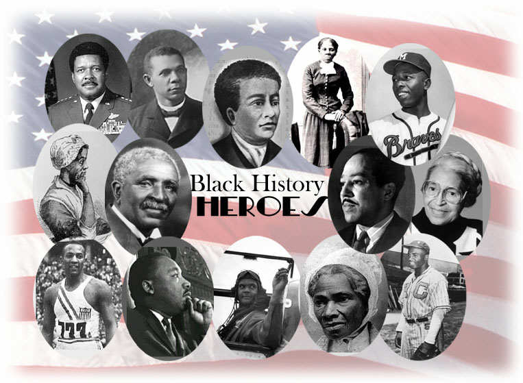 Picture of Black Heroes of the World