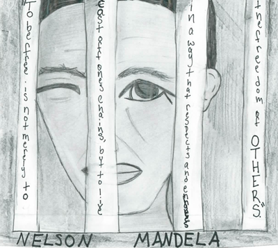 essay on my hero nelson mandela I am often asked who are my favourites leaders, and top of the list is always nelson mandela so today, as i write this i have a tear in my eye, with the news that.