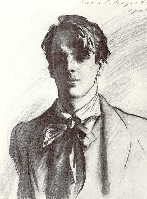 Picture of William Butler Yeats (1865 - 1939)