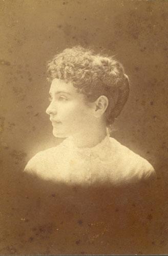 Picture of Anne Sullivan (1866 - 1936)
