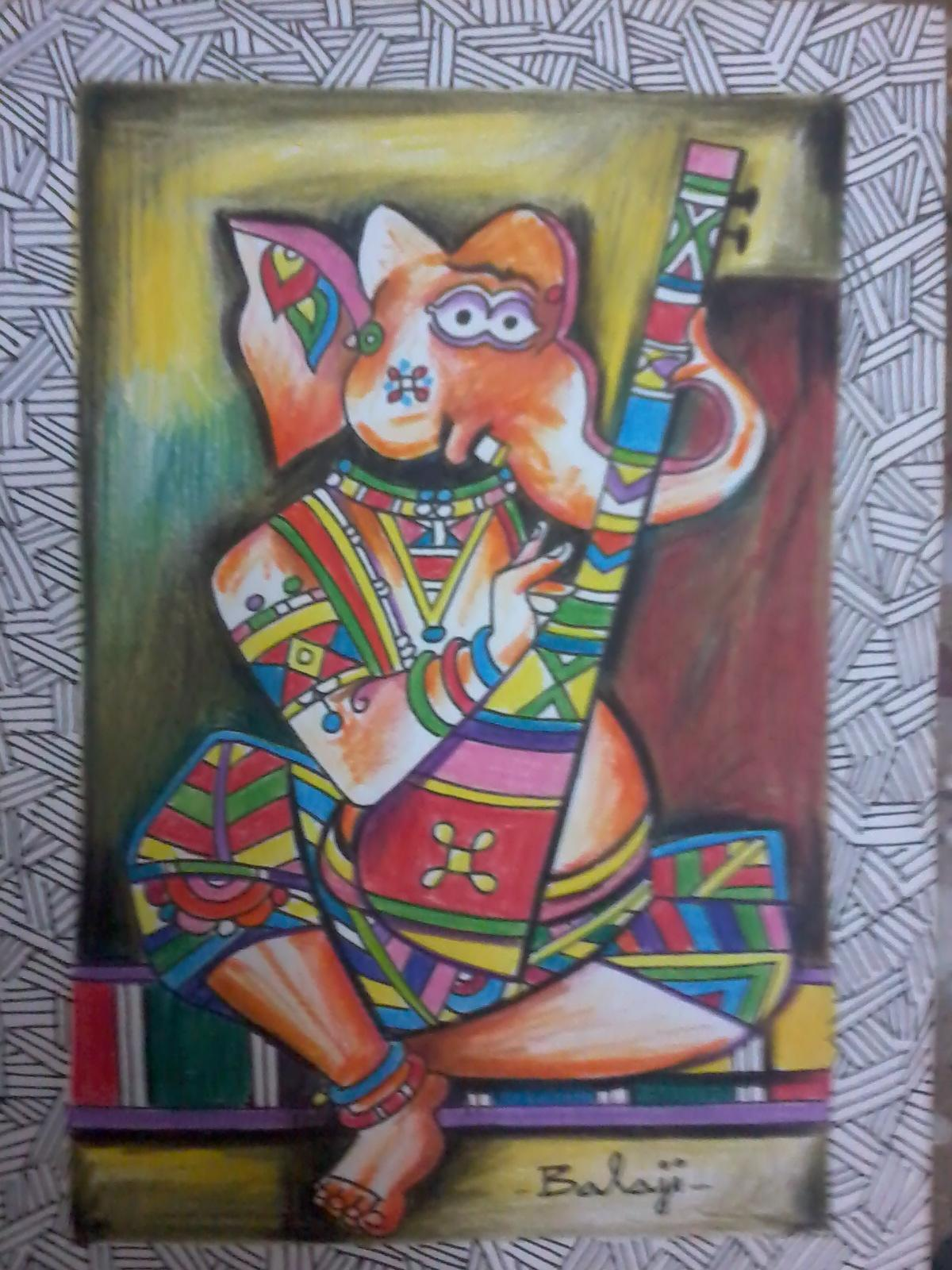 Picture of Lord Ganesha