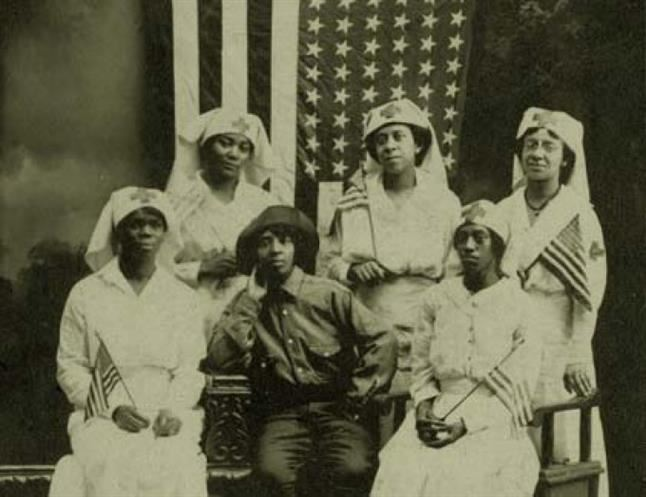 Picture of National Association of Colored Graduate Nurses, 1908