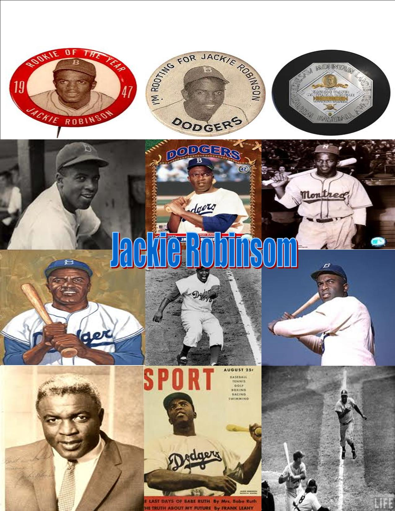 Picture of Jackie Robinson