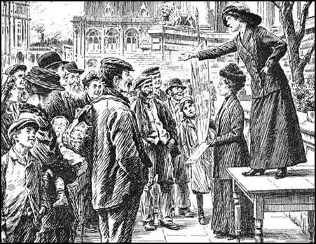 Picture of Women's Equality - Suffrage in the United Kingdom