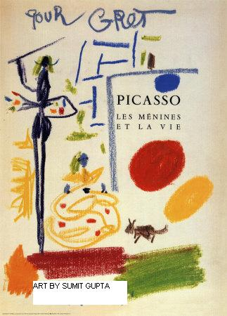 Picture of Picasso You are Great