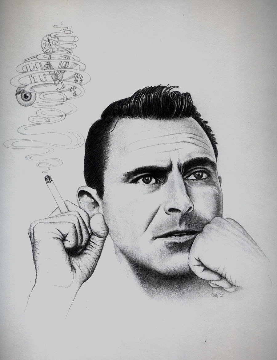 Picture of Rod Serling
