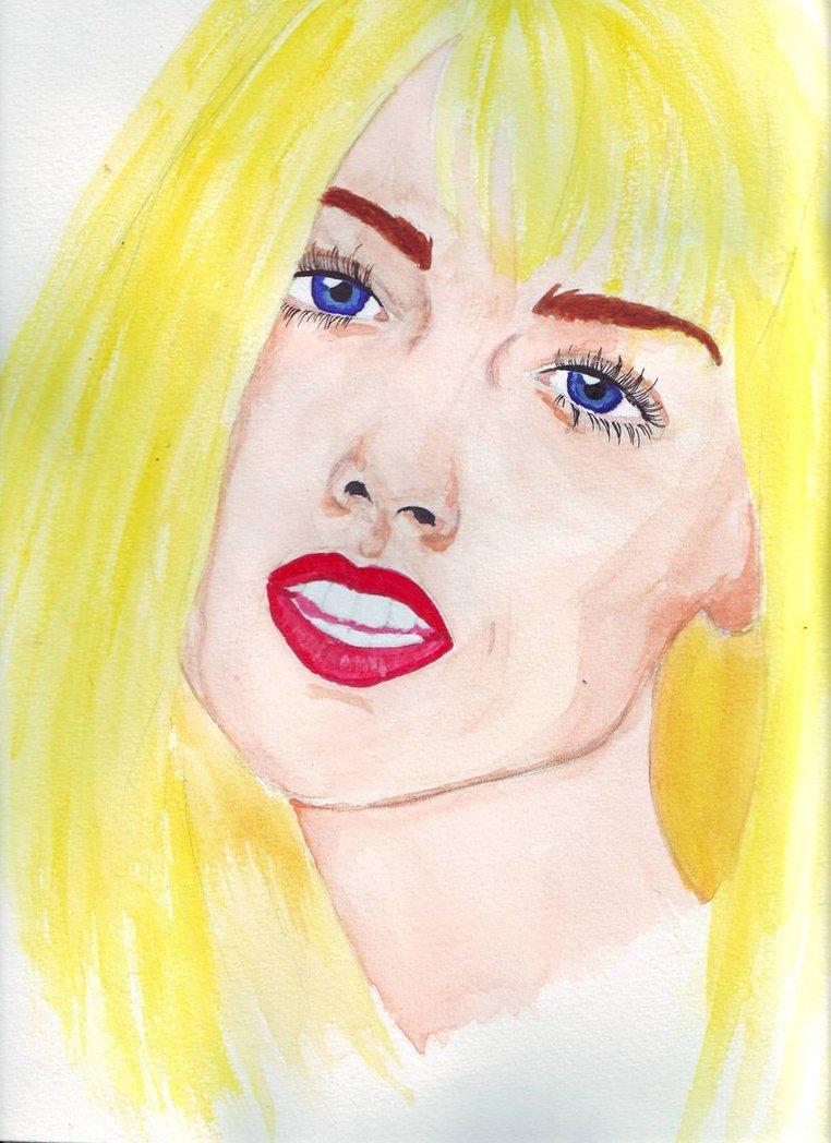 Picture of My angel Jennie Garth