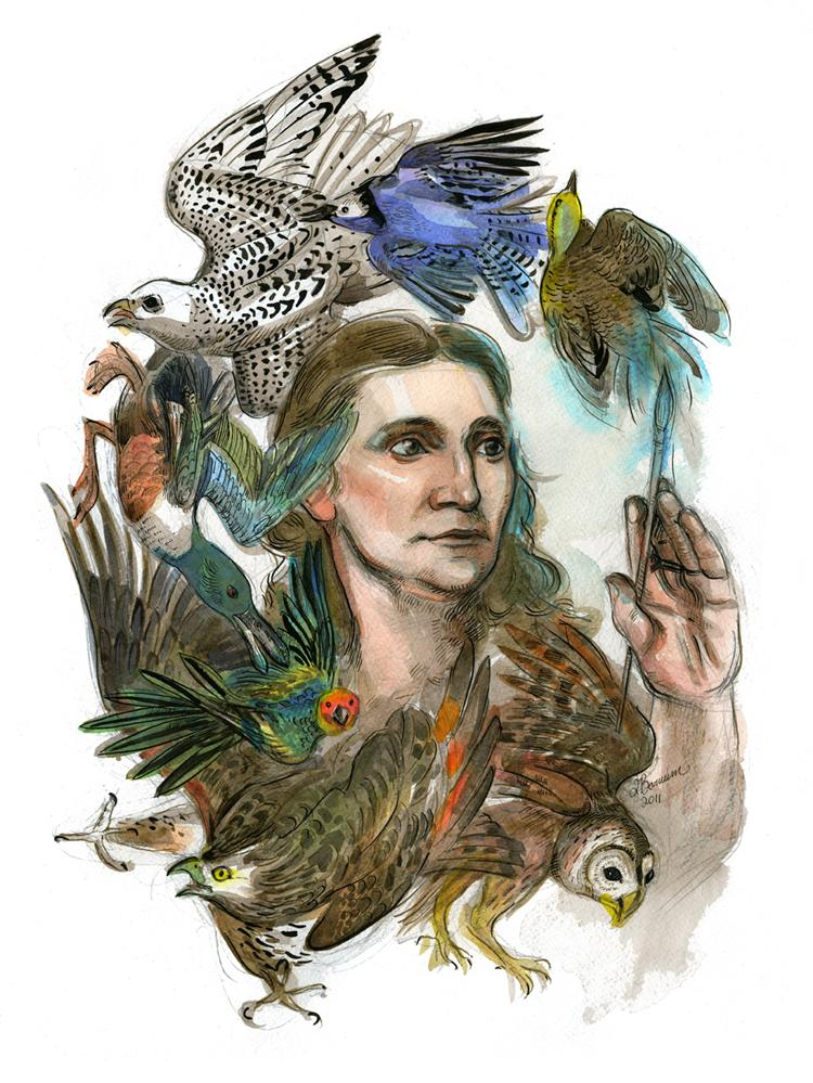 Picture of John James Audubon
