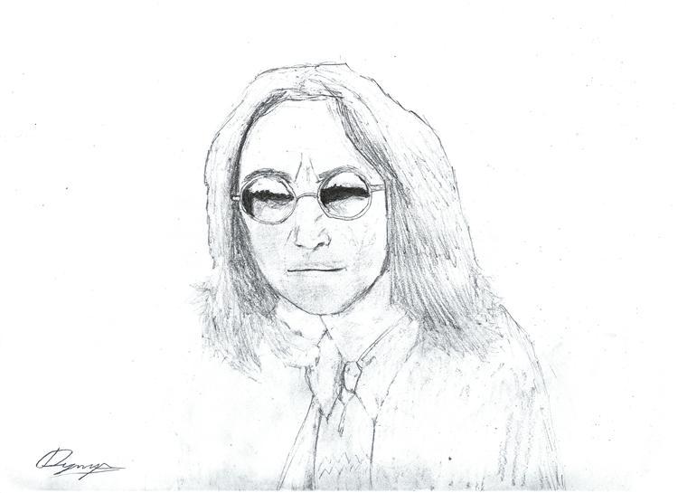 Picture of Peacelover - John Lennon