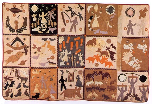 Picture of Bible Quilt