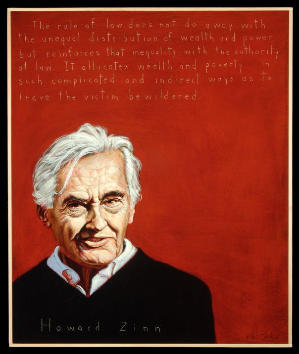 Picture of Howard Zinn