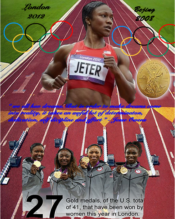 Picture of Carmelita Jeter