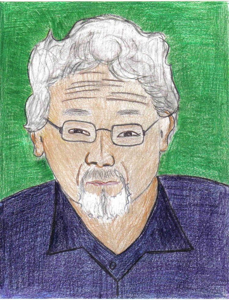 Picture of David Suzuki