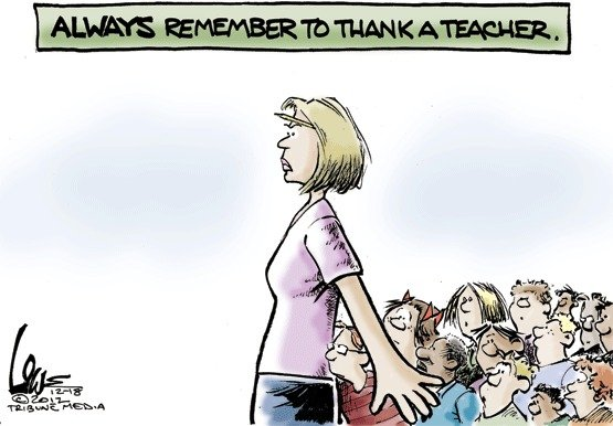 Picture of What Sandy Hook taught us about teachers