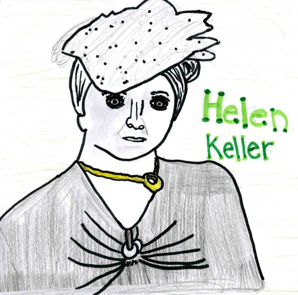 helen keller a true hero When helen arrived in baltimore, chisolm referred them to alexander graham bell, who was working with deaf children at the time alexander directed them to a school in south boston called perkins institute for the blind the school's director, michael anagnos, asked former student, 20-year-old.