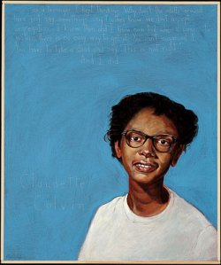 Picture of Claudette Colvin