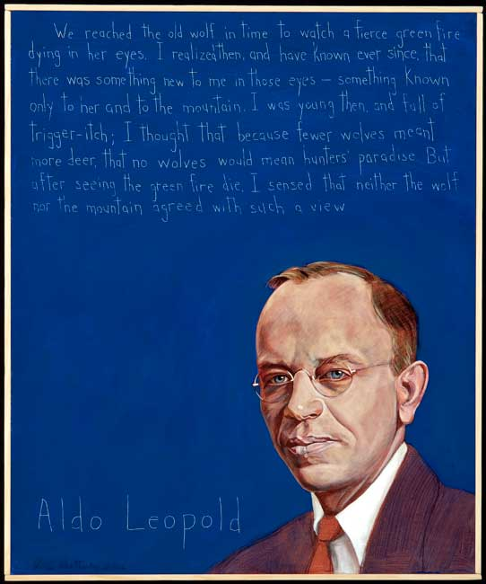 Picture of Aldo Leopold